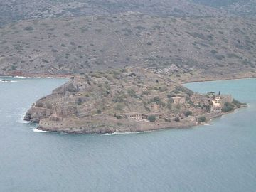 Spinalonga - Leper colony