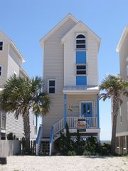 St George Island cottage photo - 'Boardwalk' from the street