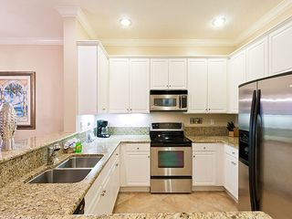 Palm Coast condo photo - Our well thought out kitchen is a delight