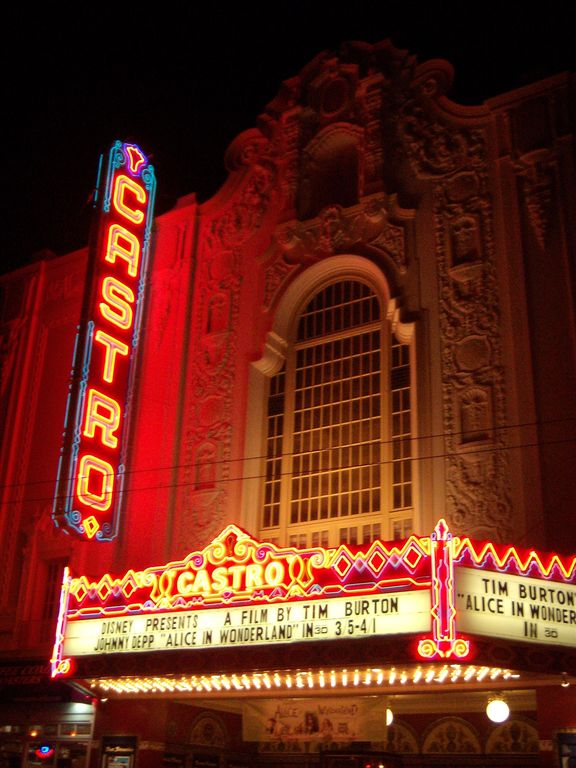8 blocks away is the historic Castro Theater in the heart of the Castro.