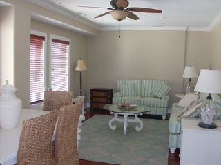 Bahia Vista I Ocean City condo photo - Den/Sitting Room