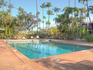 Honokowai condo photo - Cool off in the swimming pool