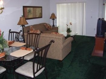 Club Cortile condo rental - Lounge/dining room
