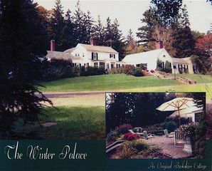 Lenox estate photo - The Winter Palace and Patio