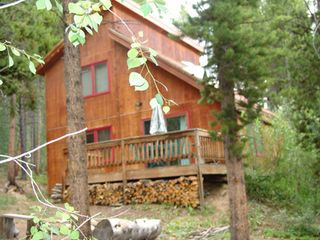 Breckenridge townhome photo - This Home is Secluded in Forest yet it is Close to Everything