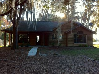 Lake Buena Vista house photo - Late afternoons and sunsets are outback, on the lake