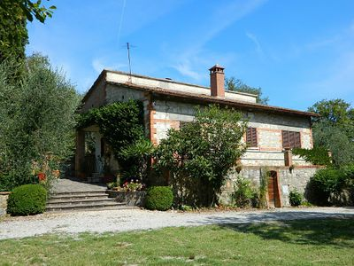 Mirafiori Independent house for rent with 6 sleeps  in Sinalunga Italy