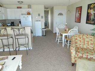Carolina Beach condo photo - View from the sliders toward the kitchen area.