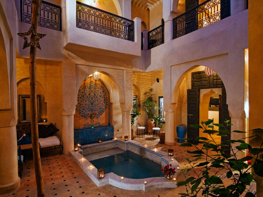 Riad papillon a magical place a magical riad in the best for Top 10 riads in marrakech