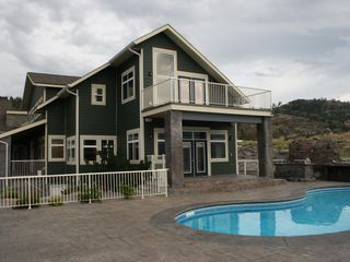 Penticton house photo - pool deck