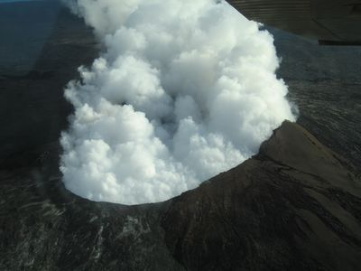 Be sure to save time to visit the Volcano National Park.