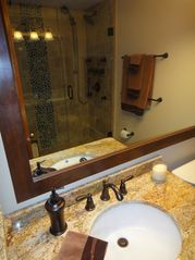 Mount Snow condo photo - Master Bath