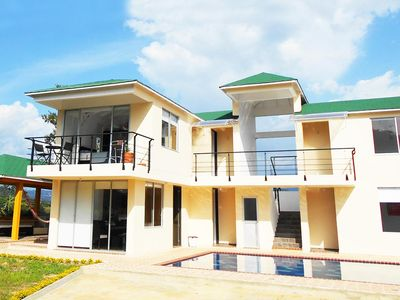 Magnificent property for rent
