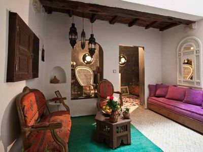 Stunning Riad in the heart of Essaouira