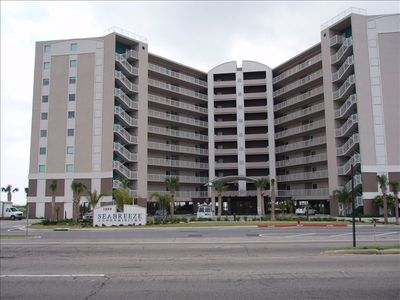 Luxury High-Rise Condo - Right on the Gulf of Mexico - Only Condo ON THE BEACH!