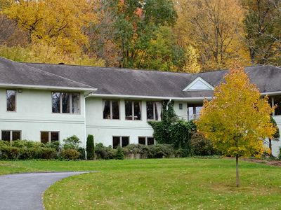 Large Home On 4+ Beautiful Acres Of Privacy In Chappaqua