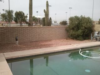 Glendale house photo - Solar Heated Pool + Walk to Football Stadium, Hockey Arena & Westgate