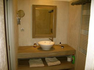ensuite to large bedroom - Gordes farmhouse vacation rental photo