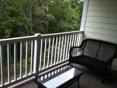 Outside deck Seating
