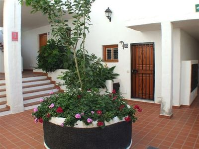 Los Cristianos apartment rental - Entrance to the apartment