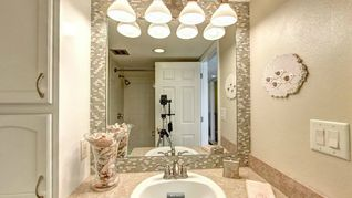 Indian Rocks Beach condo photo - Newly Remodeled Main Bathroom, like being in a spa!