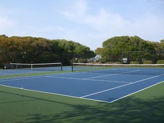 Surf City house photo - Community Tennis Court