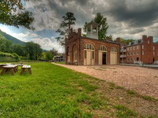 Harpers Ferry house photo - John Brown's Fort Harpers Ferry, WV