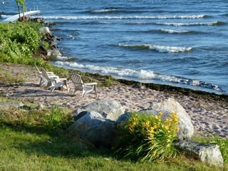 Oneida Lake cottage photo - Amazing views!