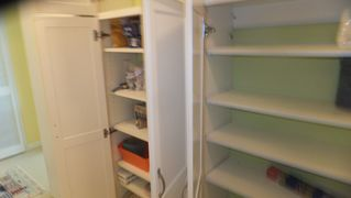 Galveston house photo - Pantry 8 by 8 feet food storage