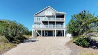 Glorious beach views from elevated lot! 5 bedrooms, 5.5 baths, private pool