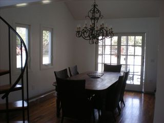 Amagansett cottage photo - Dining Area off of the Kitchen