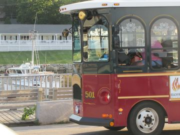 The Trolley - Ogunquit