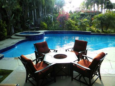 You'll enjoy this Tropical Oasis