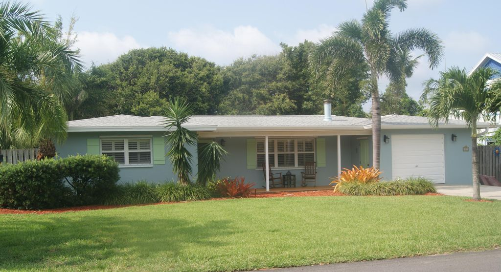Melbourne Beach Vacation Rental Vrbo 342541 2 Br Florida Central East House In Fl Serenity