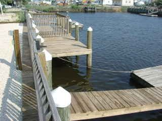 Tuckerton - Little Egg Harbor house photo - Fixed and Floating Docks with 30 Amp Twist-lock Power