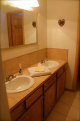 Woodland Park house photo - adjoining master bathroom, all new
