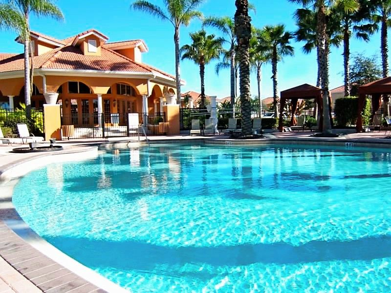Five star villa in a gated luxury orlando homeaway for 5 star salon davenport