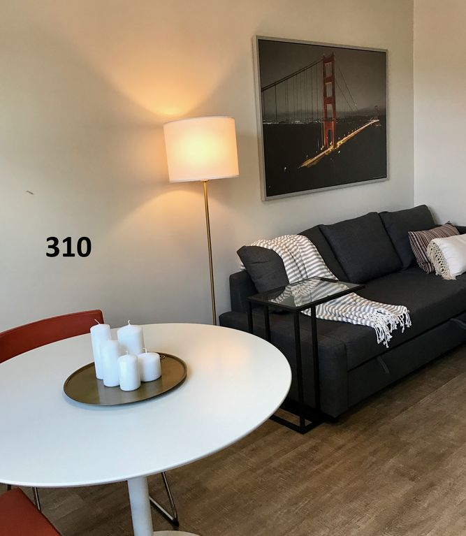 Remodeled Apartment from Floor to Ceiling!