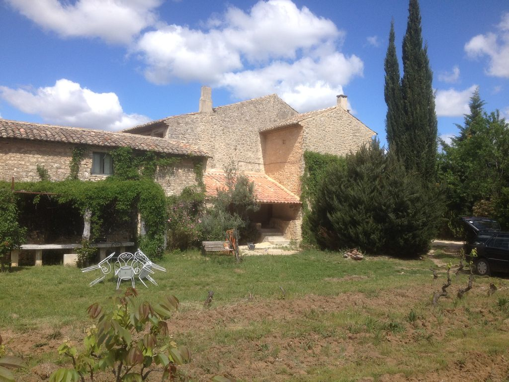 Holiday house, 150 square meters , Ménerbes