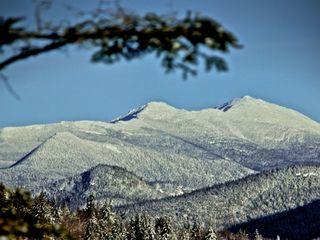 Waterville Valley condo photo - Mountains in winter