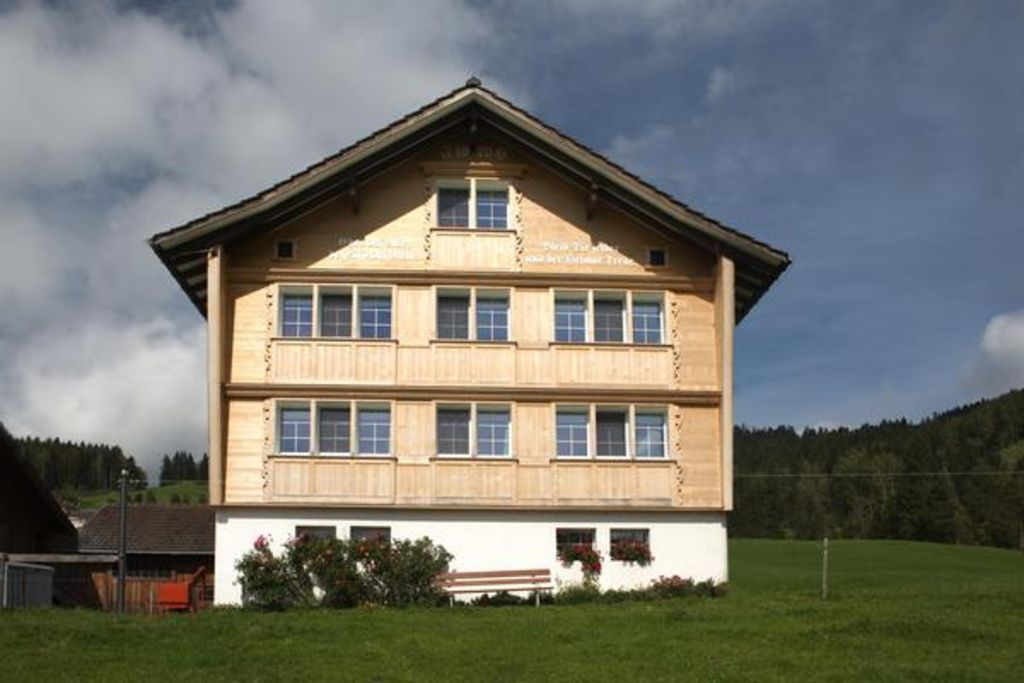 Apartment Appenzell for 1 - 7 people with 4 bedrooms - farmhouse