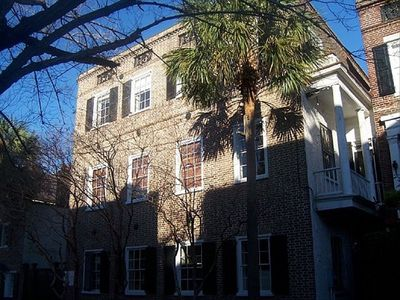 HISTORIC CHARLESTON TOWN HOUSE -  Street View