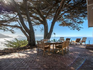 """Big Sur house rental - Welcome to """"Cliff House""""! Stunning Oceanfront Views of the Famous Big Sur Coastline! See any Gray Whales?"""