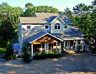 Vineyard Haven house photo - view of main house
