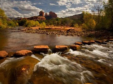 Cornville house rental - Just 12 miles is Red Rock Crossing State Park / Cathedral Rock