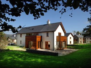 Kenmare house photo - Spacious luxurious detached property on Sheen Falls Lodge Estate, Ring of Kerry