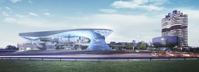 10min from BMW world