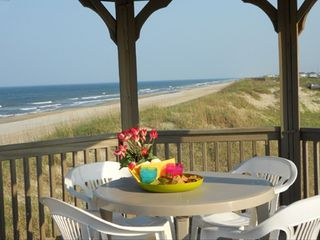 Carova house photo - Oceanfront Gazebo
