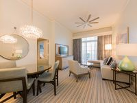 RITZ CARLTON ONE BEDROOM SUITE RENOVATED WITH BALCONY