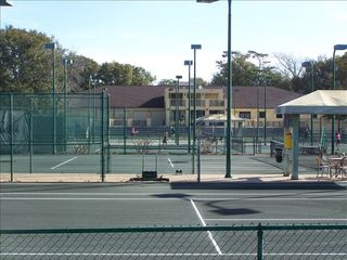 Kingston Plantation condo photo - Tennis and sports center complex with workout area